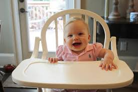 Eddie Bauer Light Wood High Chair Dining Room Lovable Jenny Lind Wooden High Chair For Enjoyable