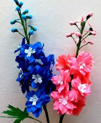 delphinium flowers how to make paper flower delphinium larkspur flower 69