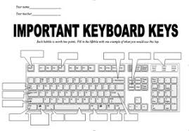 Computer Lesson Worksheets 6 Ways To Classroom Typing Ask A Tech