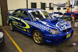 subaru wrx custom blue file 2004 subaru impreza wrx sti nsw police 5487523166 jpg
