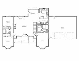 one floor plans floor plan house tri level plans for bedroom homes exceptional split