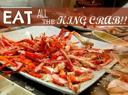 Buffet At The Wynn by The Bellagio Buffet Las Vegas Eat All The King Crab U2013 Eating
