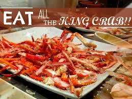 Best Buffet In Las Vegas Strip by The Bellagio Buffet Las Vegas Eat All The King Crab U2013 Eating