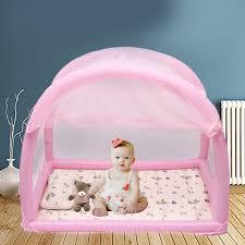 baby bed mosquito net tent camping indoor outdoor yurt infant