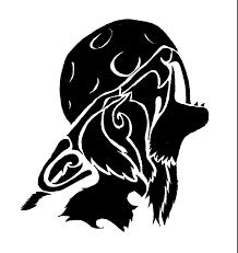 howling wolf tribal by icegoddesswolf16 on deviantart