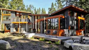 concrete flat roof house plans exterior modern with metal pics