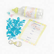 color inexpensive baby shower invitations