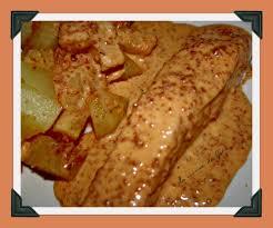 cuisiner saumon congelé pavé de saumon sauce chorizo thermomix