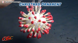Decoration With Christmas Balls by How To Make Christmas Ball Ornament Diy Christmas Decorations