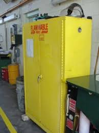 Flammable Storage Cabinet Should Flammable Liquid Storage Cabinets Be Ventilated