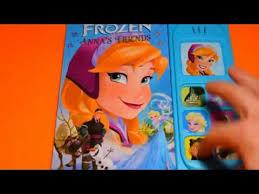 disney frozen anna u0027s friends play sound book sound story fun