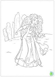 brave coloring pages ngbasic