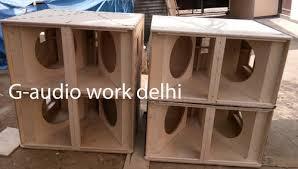 empty plastic speaker cabinets srx 728 dual bass empty cabinet at rs 27500 piece speaker cabinet