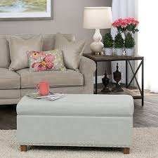 jessica ivory tufted storage bench kirklands