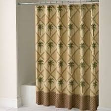 manificent design palm tree shower curtains phenomenal tropical