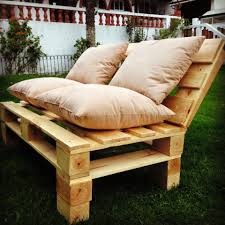 Patio Furniture Pallets by
