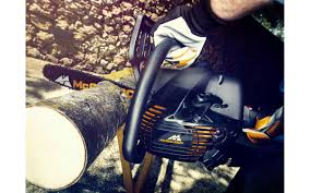 mcculloch 400t 40cc petrol chainsaw 16 inch gardenlines