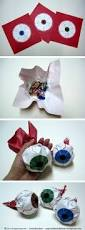 diy halloween treat bags that are scary fun to make