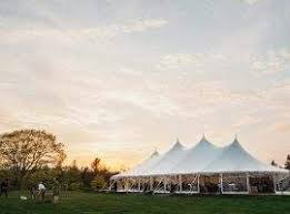 wedding tent rental cost wedding rental costs archives s point coastal maine