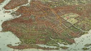 Vintage Map Vintage Map Of Brooklyn New York 1908 Youtube