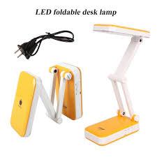 fashion folding led desk lamp modern table lamps rechargable