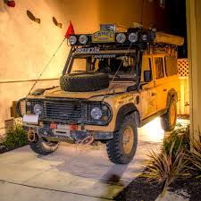 land rover 110 overland camel trophy the land rover years overland bound