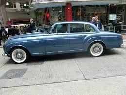 classic bentley vintage bentley on the streets of hong kong maosuit