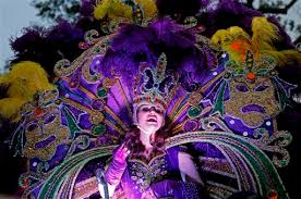 mardi gras throws parades floats costumes tuesday in new orleans