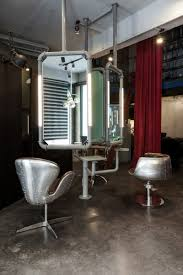 hao design hey cheese renovation of split level hair salon