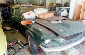 1967 ford mustang g t 500 rare finds rod network