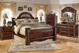 ashley king bedroom sets signature design by ashley furniture gabriela king bedroom group at