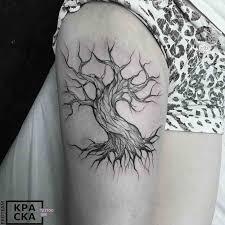 dead tree tattoos best ideas gallery