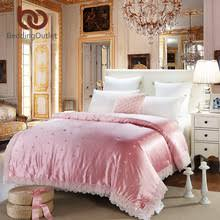 Solid Pink Comforter Twin Popular Pink Silk Comforter Buy Cheap Pink Silk Comforter Lots