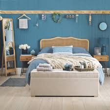 Blue Bedroom Ideas Pictures by Beach Themed Bedrooms Ideal Home