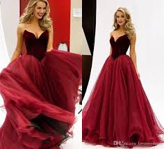 Red And Black Party Dresses Sweet 16 Girls Dresses Cheap Prom Gown Sleeveless Sweetheart Neck