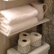 bathroom towel storage and 7 clever ways to store toilet paper
