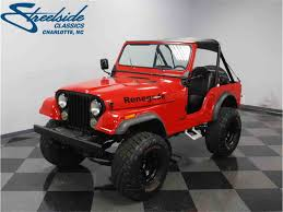 cj jeep wrangler classic jeep cj5 for sale on classiccars com