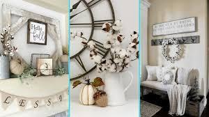diy shabby chic style cotton stem decor ideas home decor