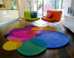 Modern Rugs Uk Bubbles Contemporary Modern Area Rugs By Sonya Winner