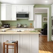 Ice White Shaker Forevermark Cabinetry