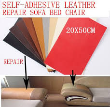 self adhesive leather diy sofa bag repair leather sticker patch self adhesive mending pu