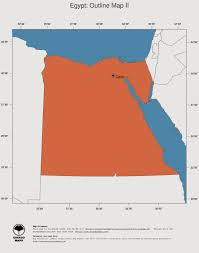 Blank Map Of Egypt And Surrounding Countries by Free Maps Download Egypt Map