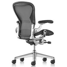aeron office chair remastered graphite herman miller office with