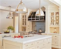 Ivory Colored Kitchen Cabinets Colorful Kitchens With Charisma Traditional Home