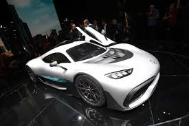 the mercedes amg project one show car myautoworld com
