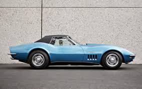 1969 l88 corvette for sale l88 corvette convertible sells for 825 000