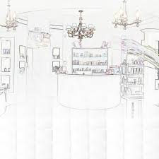 hair salon floor plans camelot salon u0026 spa home