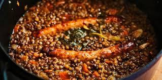 recette de cuisine cookeo saucisse lentille cookeo facile et pas cher recette sur cuisine