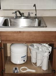 systems are used for drinking and cooking and are usually