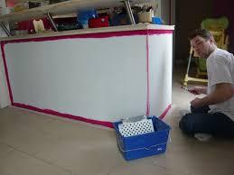 peinturer comptoir de cuisine comptoir de cuisine nos rénos décos